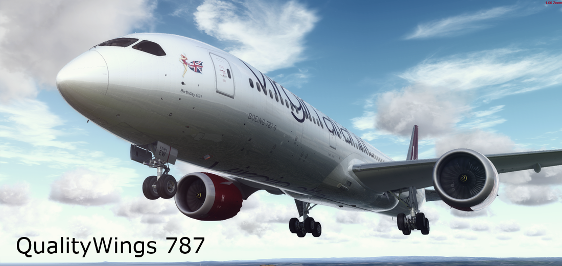 Reflections - V1 settings and presets for P3Dv4 3